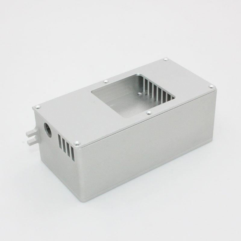 Custom Laser Housing Part