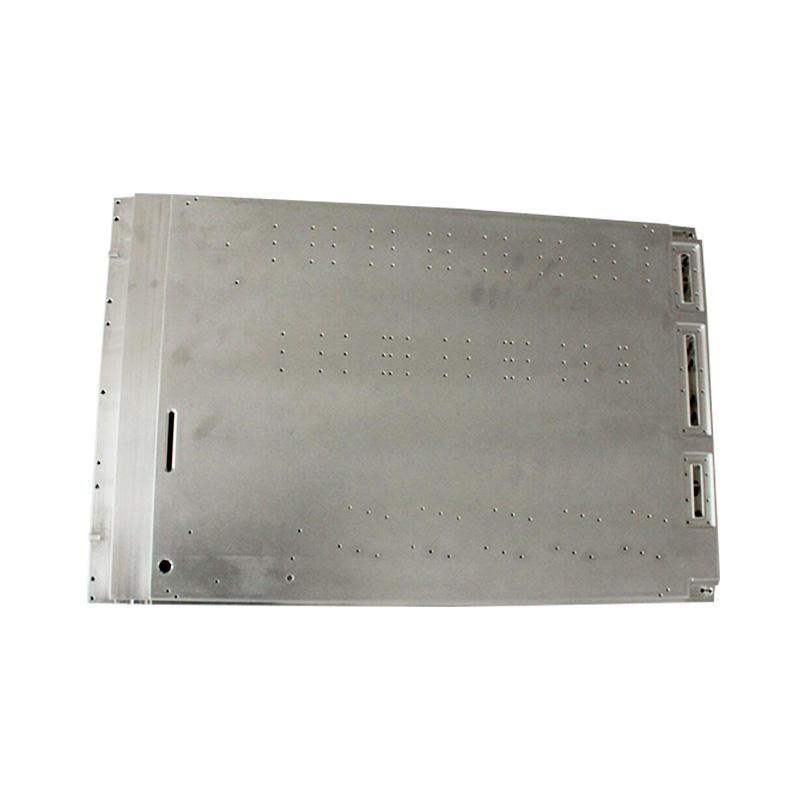 Big Size Aluminium Precise CNC Water cooling plate