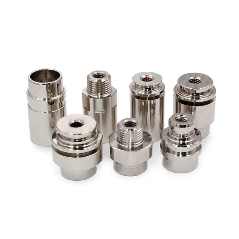 Customized turning parts for the pressure and vacuum sensor industry