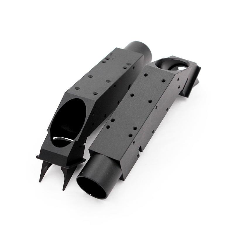 Custom high precision Aluminium parts for photographic industry