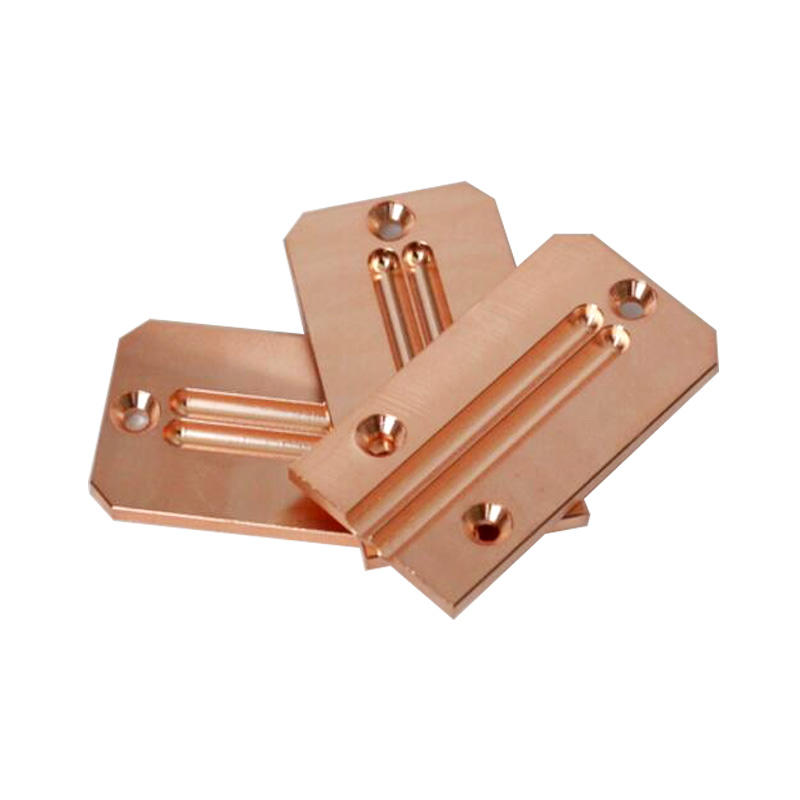 China Precision CNC Copper Mechanical Parts for Instruments