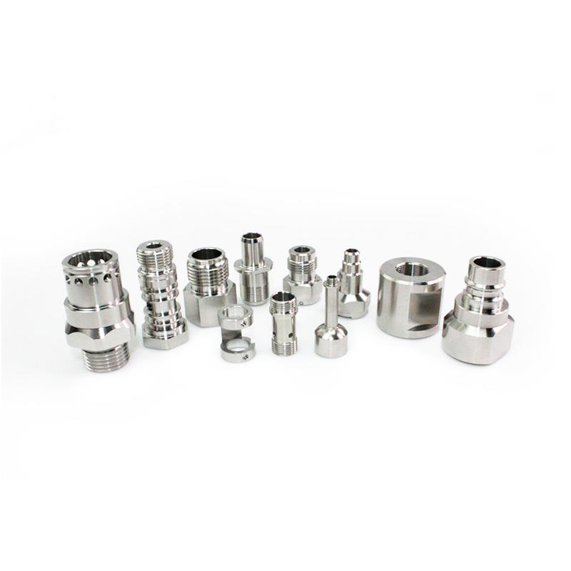 Custom Stainless steel Turning Pressure Pipe part, Swivel, Quick Coupling