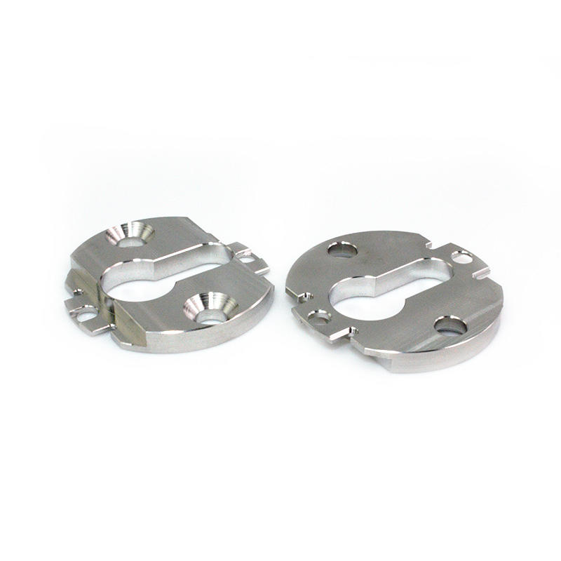 CNC Machining Stainless Parts for Locking System