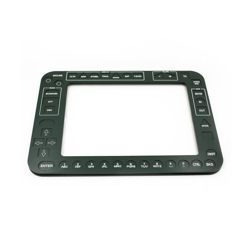 Precision CNC Plastic Mechanical Parts