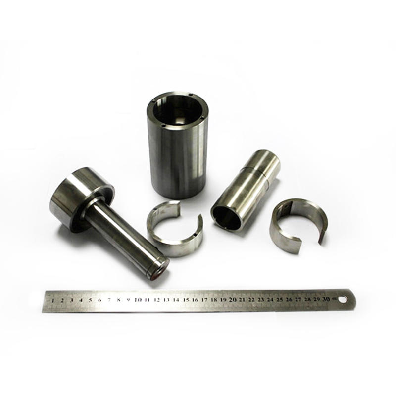 Custom Machinery Components, Flanges, Shafts, Bushings, Connectors, Clamps, Pedestals