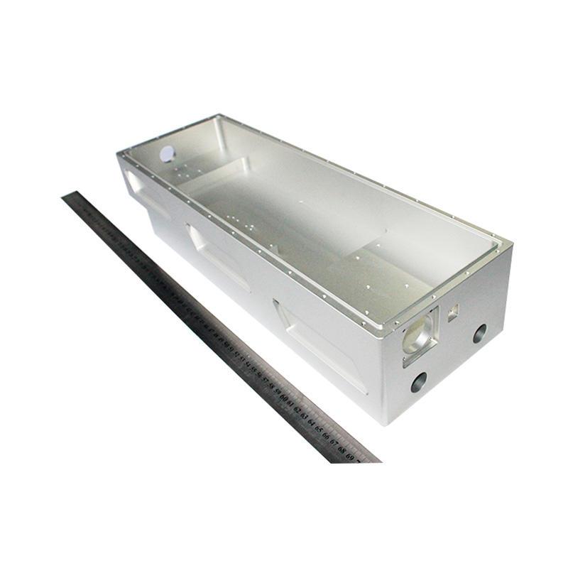 Custom CNC Big Aluminium Body part
